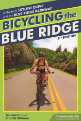 Bicycling the Blue Ridge Book Cover
