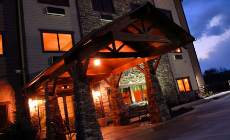 Brookstone Lodge - Asheville, NC
