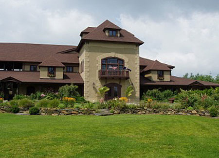 Chateau Morrisette Winery and Restaurant - Floyd, VA