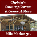 Christa's Country Corner and General Store