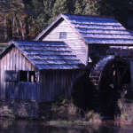 Mabry Mill Building
