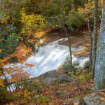 Small Falls in Pisgah National Forest