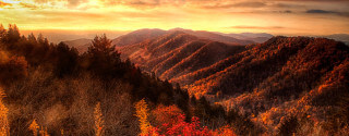 Autumn Mountainsides