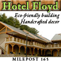 Hotel Floyd at Milepost 165 on the Blue Ridge Parkway