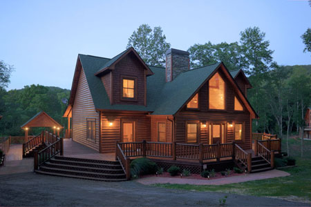 Blue ridge parkway cabin rentals for Ellijay cabins for rent by owner