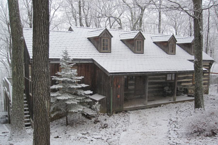 Cabin at Wintergreen
