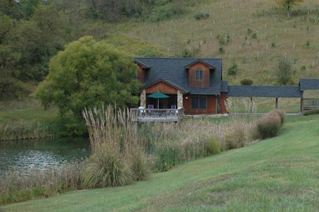 Mountain Pond House