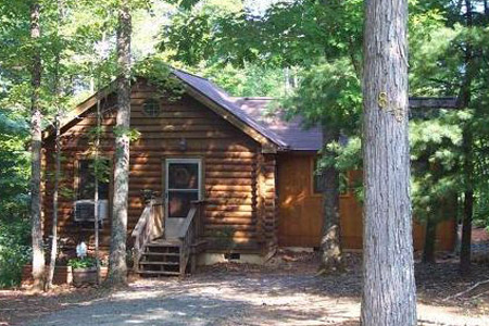 Virginia Cabin in the Woods