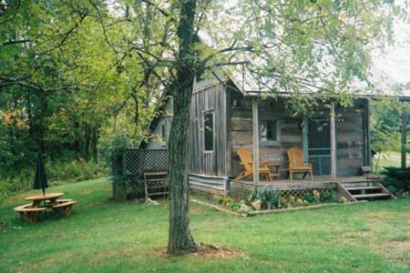 Blue ridge parkway cabin rentals for Writers retreat cabin