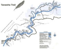 Tanawha Trail Map