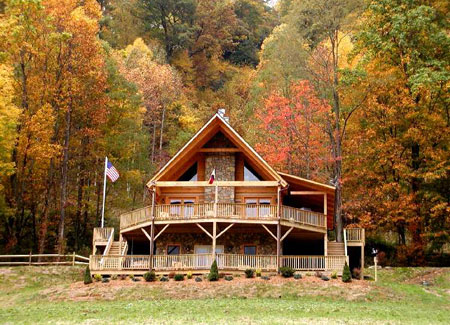 Valle Crucis Log Cabin Rentals and Sales - Valle Crucis, NC
