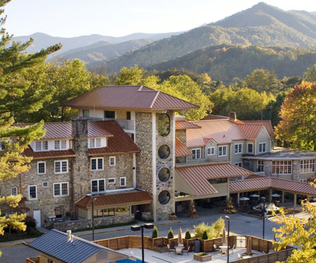 The Waynesville Golf Resort & Spa - Waynesville, NC